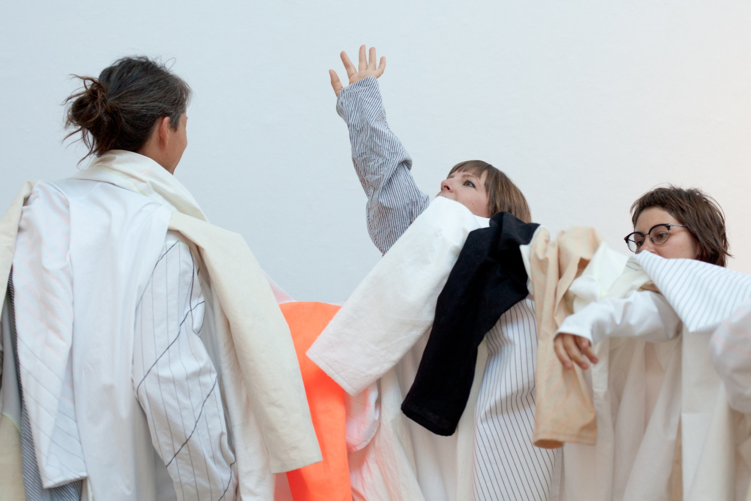 Garment #1, 2013 (actions)