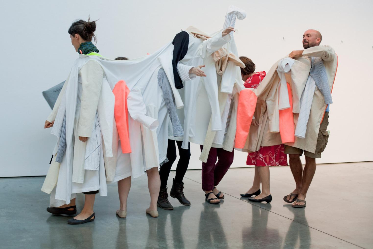 Garment #1, 2013 (actions)