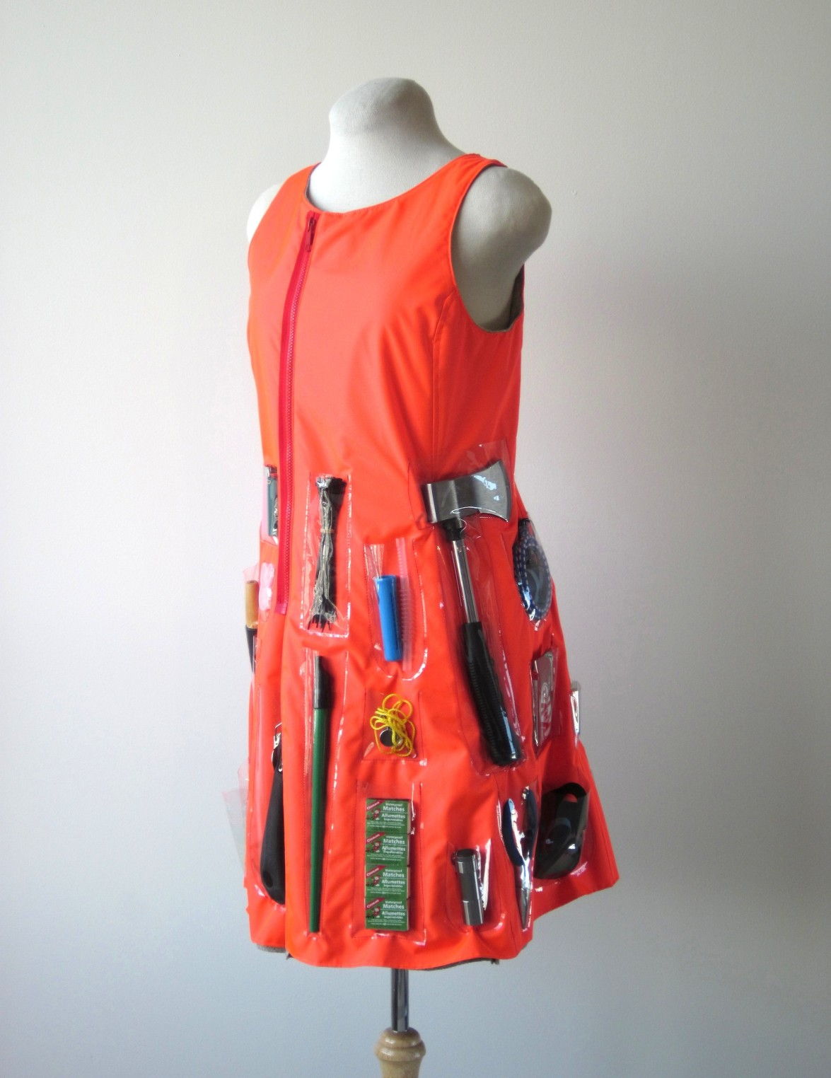 Kitkat Dress, 2013  (exterior view)