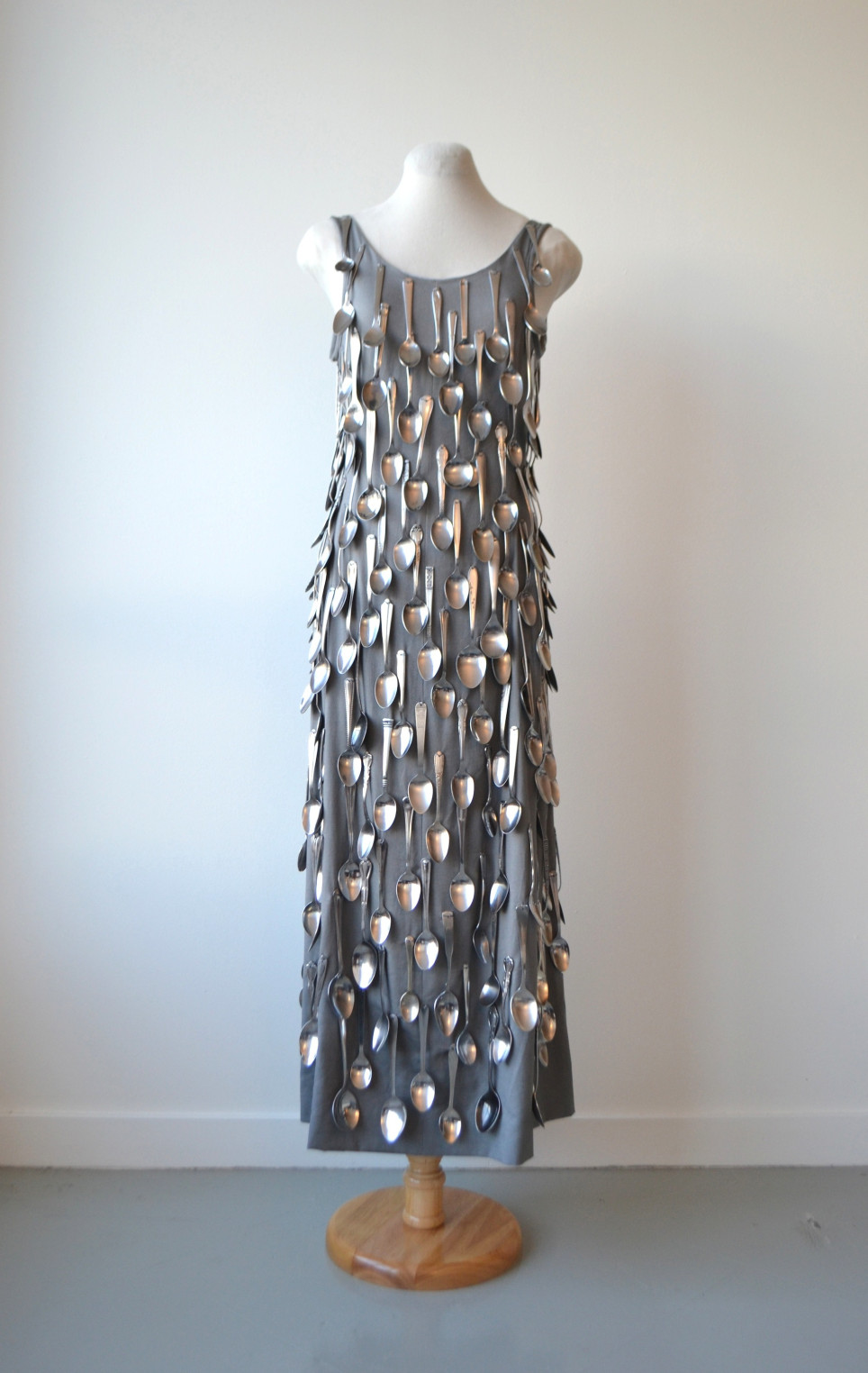 Spoon Dress, 2012 (action)