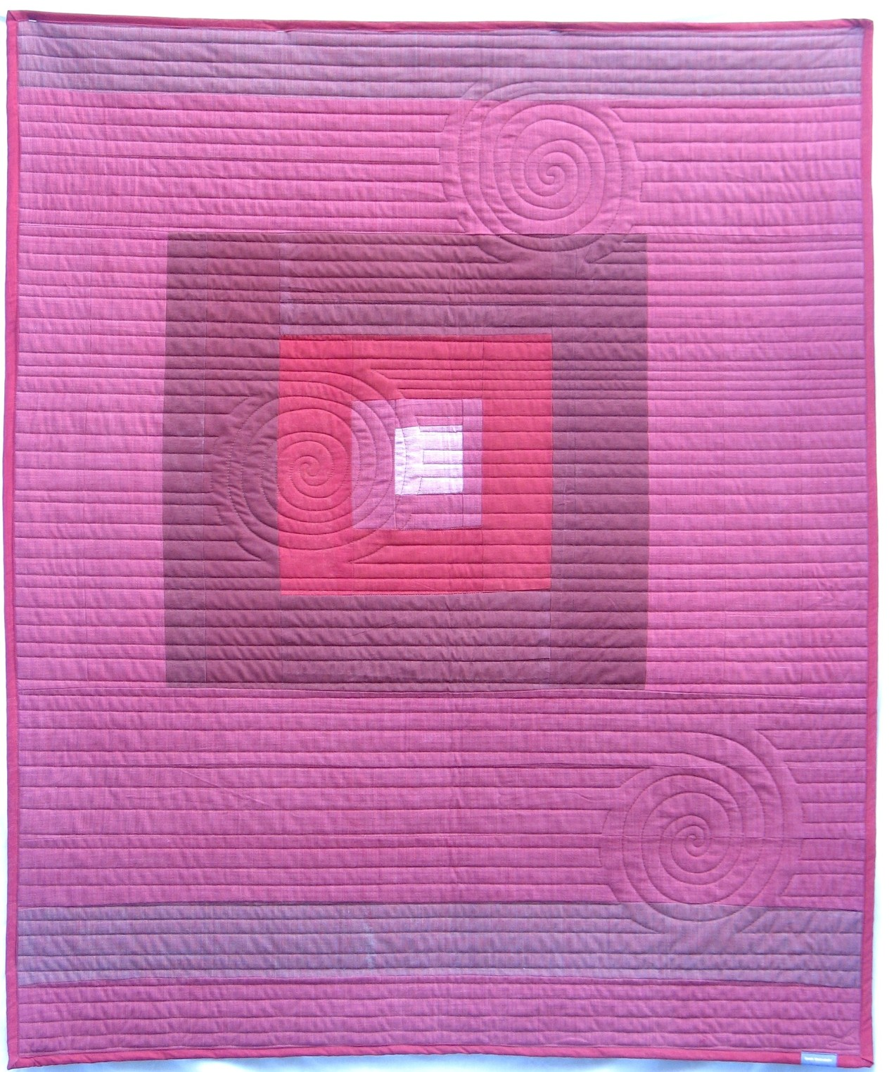 Leah_Weinstein_art_quilts_RedSquare