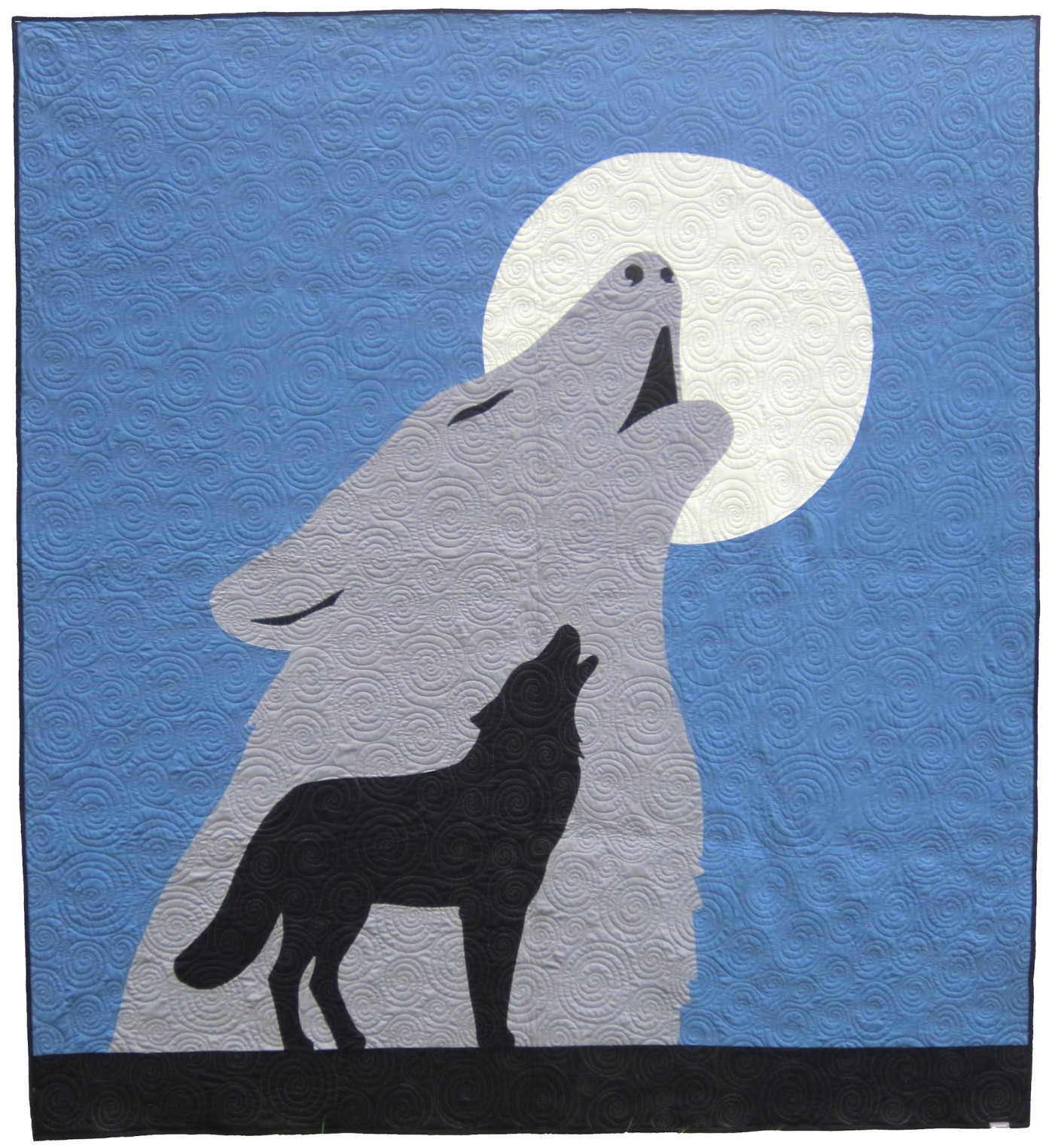 Leah_Weinstein_art_quilts_WolfMoon